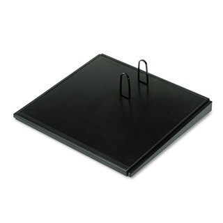 AT-A-GLANCE Desk Calendar Base Black 4 1/2-inch x 8-inch