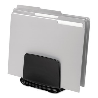 Fellowes I-Spire Series File Station 3 Sections 7 11/16 x 5 1/2 x 6 13/16 Black