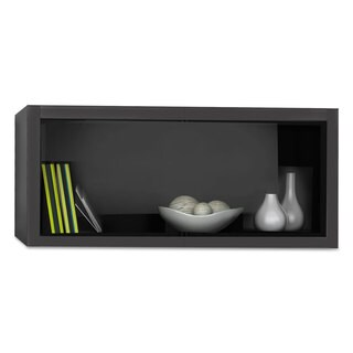Mayline e5 Overhead Storage Cabinet 30-inch wide x 15-inch deep x 15-inch high Raven