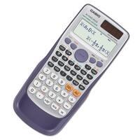 Casio FX-115ESPLUS Advanced Scientific Calculator 10-Digit Natural Textbook Display