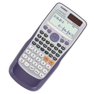 Casio FX-115ESPLUS Advanced Scientific Calculator 10-Digit Natural Textbook Display