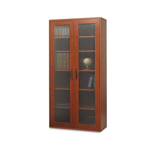Safco Apres Tall Two-Door Cabinet 29-3/4-inch wide x 11-3/4-inch