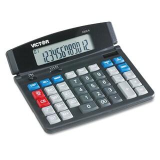 Victor 1200-4 Business Desktop Calculator 12-Digit LCD