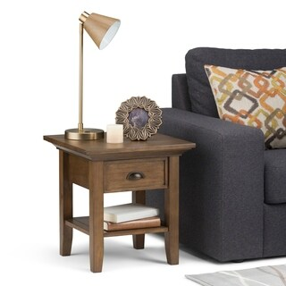 WYNDENHALL Mansfield End Side Table