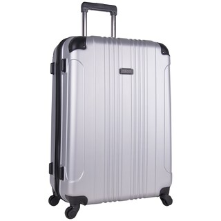 Kenneth Cole Reaction 28-inch Hardside 4-wheel Spinner Upright Suitcase (Option: Light Silver)