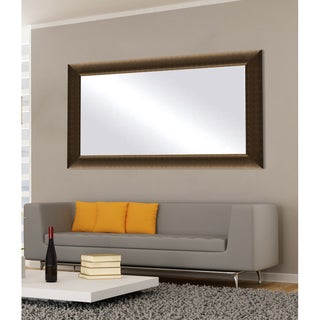 Framed Mirror - Light Bronze