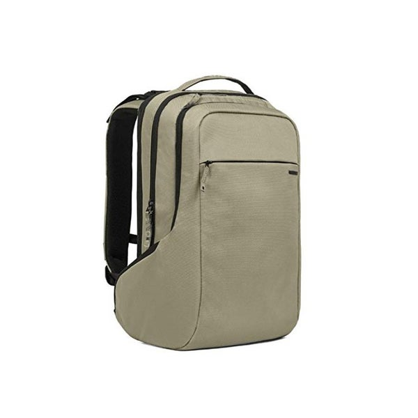 27697e4054a6 Shop Incase ICON Moss Green Black 15-inch Laptop Tablet Backpack ...