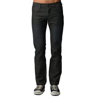 Dinamit Men's Black 5-pocket Classic-fit Jeans|https://ak1.ostkcdn.com/images/products/13925618/P20558559.jpg?impolicy=medium