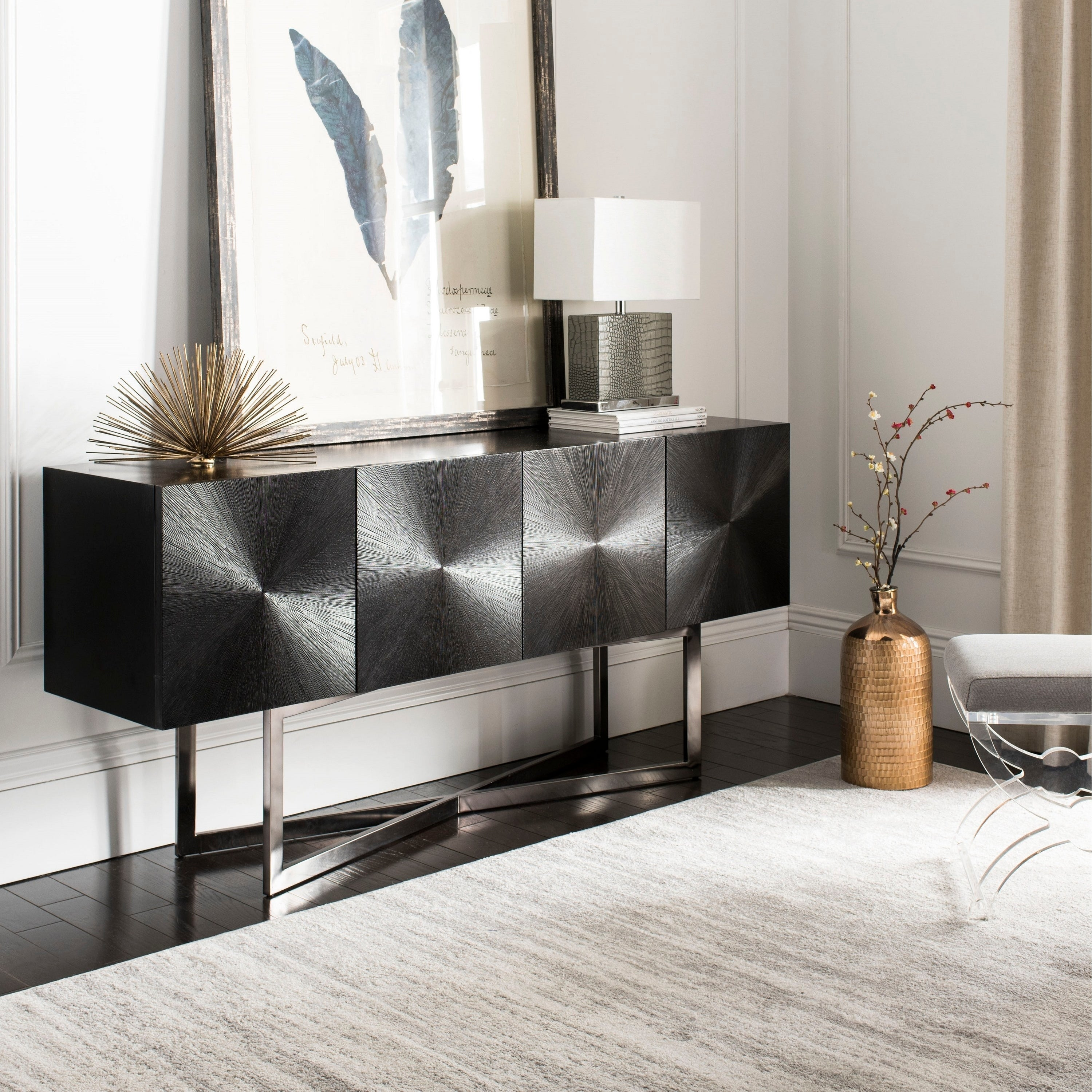 Safavieh Couture High Line Collection Zena Buffet Table