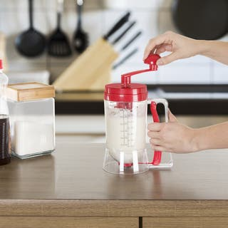 Chef Buddy Batter Dispenser and Mixing System|https://ak1.ostkcdn.com/images/products/13925772/P20558690.jpg?impolicy=medium