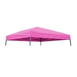 Trademark Innovations 8-foot Square Replacement Canopy Gazebo Top