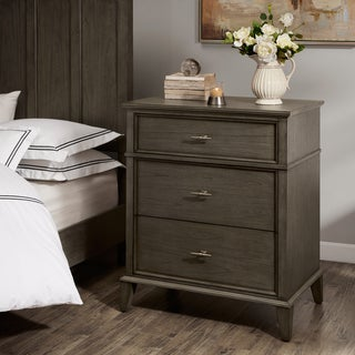 Madison Park Signature Yardley Reclaimed Grey Bachelor Chest