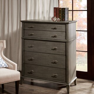 Madison Park Signature Yardley Reclaimed Grey Chest