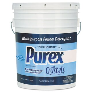 Purex Dry Detergent Original Fresh Scent Powder 15.6 lb. Pail