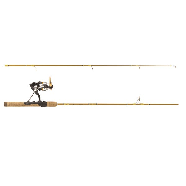 Eagle Claw Crafted Glass 2-piece Spinning Rod and Wheel Combo