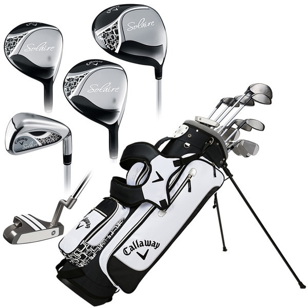 e95915efe8 Shop Callaway Solaire Gems 13-Piece Sport Full Set 2016 Ladies Black - Free  Shipping Today - Overstock - 13926183