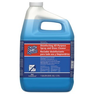 Spic and Span Disinfecting All-Purpose Spray and Glass Cleaner Fresh Scent 1 gal Bottle