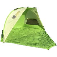 Moose Country Gear Maui Green 6-person Beach Tent