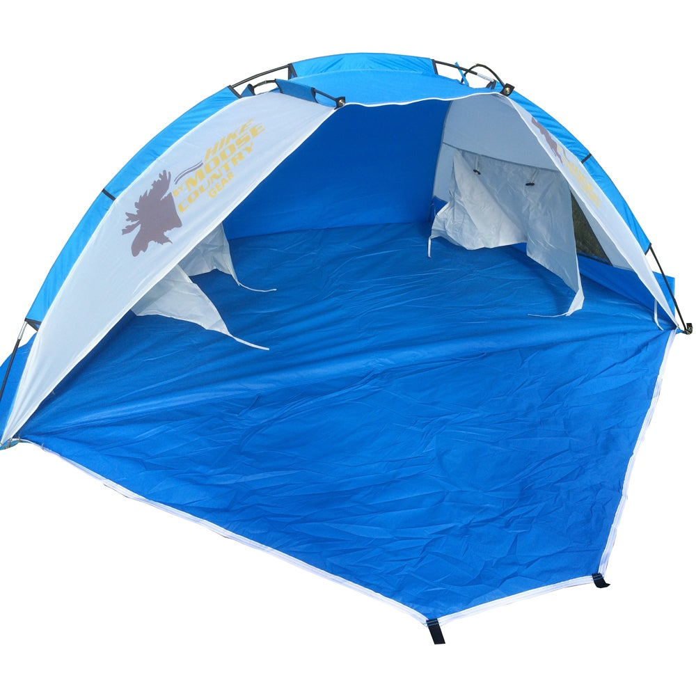 Moose Country Gear Kona Blue 2-person Beach Tent (Blue)