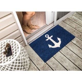Blue Anchor Coir Nonslip Doormat