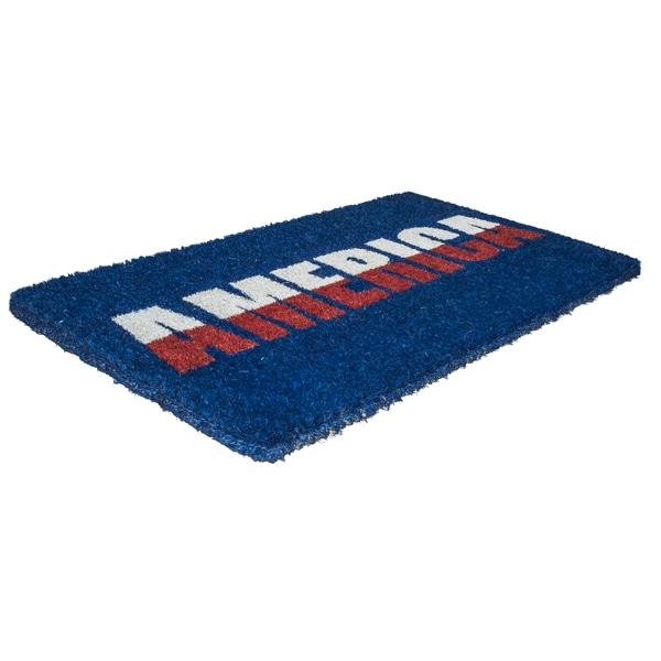 America Coconut Fiber Handwoven Doormat