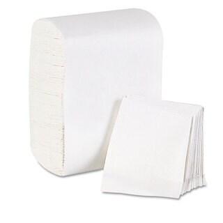 Georgia Pacific Professional Low Fold Dispenser Napkins 7 x 12 White 8000/Carton