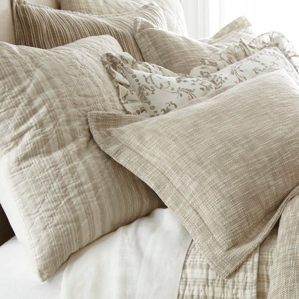 Allen Linen and Cotton Sham