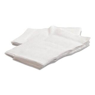 Morcon Paper Mor-Soft Lowfold Paper Napkins White 3 1/2 x 5 400/Pack 20/Carton
