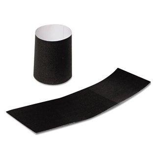 Royal Paper Napkin Bands Paper Black 1 1/2-inch 4000/Carton