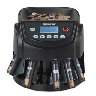 SteelMaster Coin Counter/Sorter Pennies through Dollar Coins
