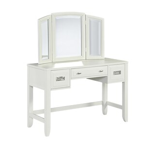 Newport Vanity with Mirror by Home Styles