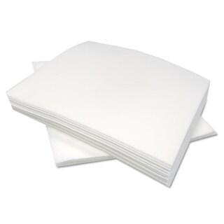 Cascades Presto-Wipes Airlaid Wipers medium 12 x 13 White 900/Carton