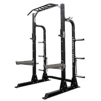 ValorPRO BD-58 Half Rack with Plate Storage