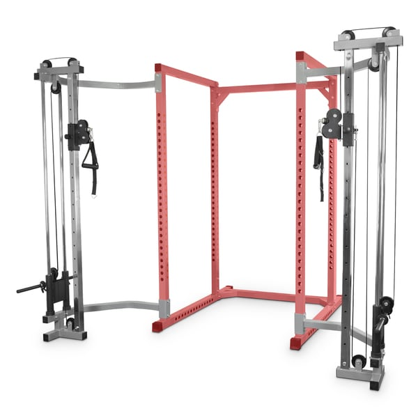 "Valor Fitness BD-CC2.5 Cage Cable Crossover Attachment 2.5"" Frame"