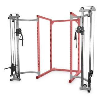 "Valor Fitness BD-CC2.0 Cage Cable Crossover Attachment 2.0"" Frame