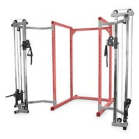 "Valor Fitness BD-CC2.0 Cage Cable Crossover Attachment 2.0"" Frame"