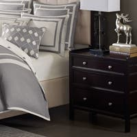 Madison Park Signature Madison Ebony Nightstand