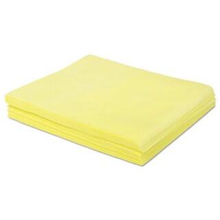 Boardwalk Dust Cloths 18 x 24 Yellow 500/Carton