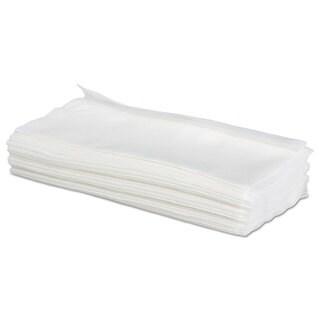 Boardwalk Sontara Wipers White 9 x 16 3/4 1000/Carton