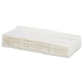 Boardwalk Scrim Wipers 4-Ply White 9 3/4 x 16 3/4 900/Carton