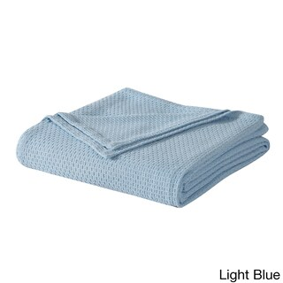 Laura Ashley Cotton Blanket (More options available)