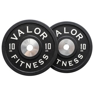 Valor Fitness BPPU Polyurethane Bumper Plates