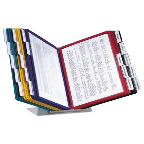 Durable VARIO Reference Desktop System 20 Panels
