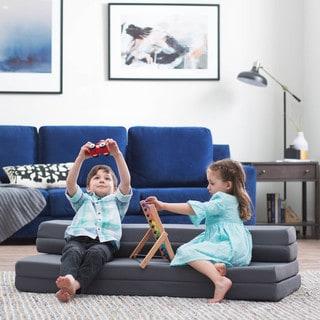 LUCID 3-inch Folding Sofa Mattress