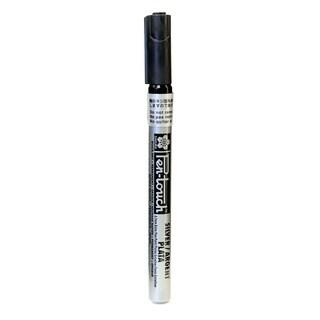 Sakura Silver Pen-touch Marker (Pack of 4)
