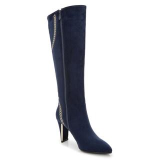 Rosewand Women's Yucas Rhinestone Glittering Boots