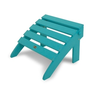 Link to POLYWOOD® Classic Outdoor Adirondack Chair Folding Ottoman Similar Items in As Is
