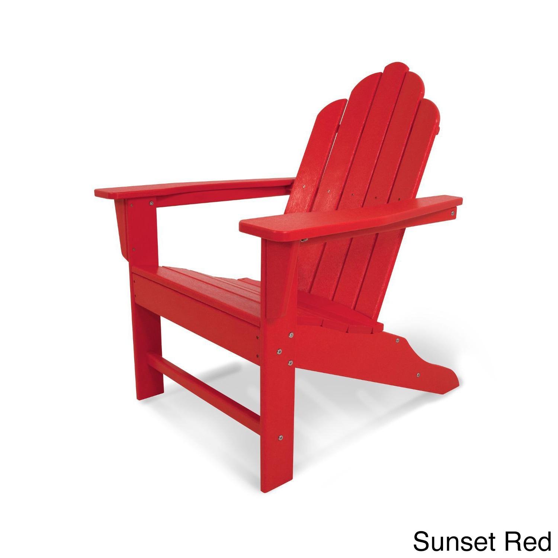 Long Island Polywood Adirondack Chair Ebay