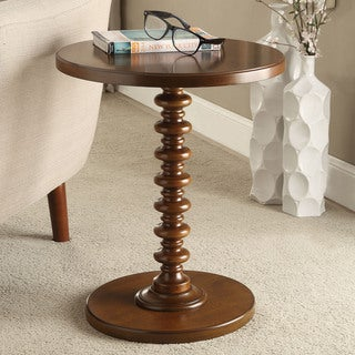 Link to Acme Furniture Acton Spindle Accent Table Similar Items in Living Room Furniture