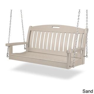 Nautical Polywood 48-inch Swing